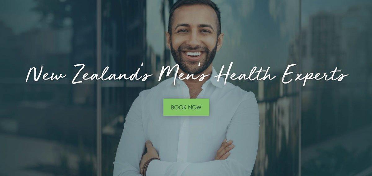 New Zealand's Men's Health Experts