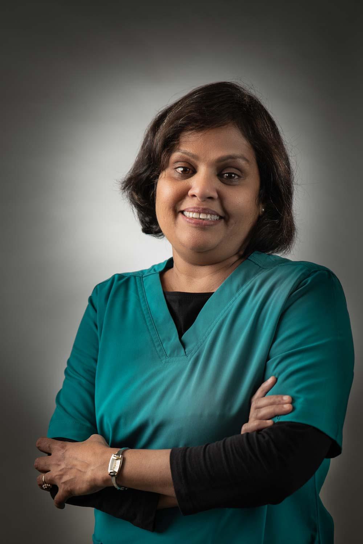 Dr Anitha Nair