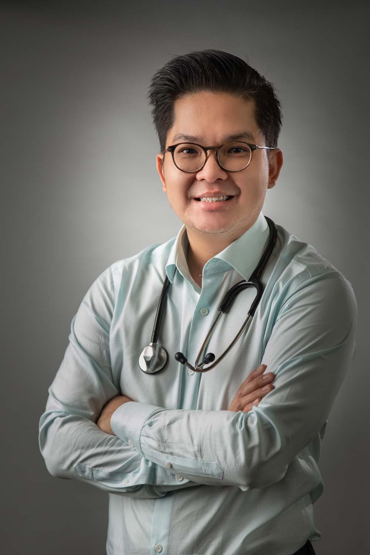 Dr Luke Wee